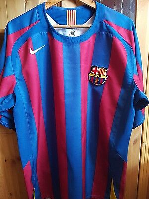 Maillot de foot adulte Nike FCB taille XL