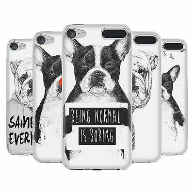 OFFICIAL BALÁZS SOLTI ANIMALS SOFT GEL CASE FOR APPLE iPOD TOUCH MP3