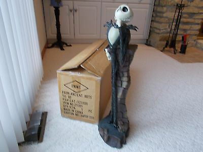 Disney Jack from Nightmare Before Christmas LARGE FIGURINE NEW!!!!!