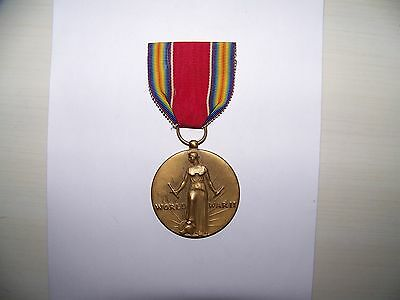 """1941-1946 WWII Victory Medal """"Four Freedoms"""""""