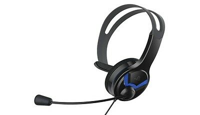 Playstation 4 Headset PS4 Play Electronics Brand New FREE EXPRESS POST SAME DAY