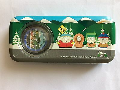 Rare, Vintage South Park Watch..1998 Comedy Central...