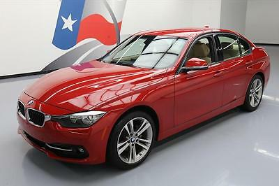 2016 BMW 3-Series Base Sedan 4-Door 2016 BMW 328I SEDAN SPORT TURBO AUTO NAV REAR CAM 31K #T47914 Texas Direct Auto