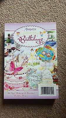 hunkydory the little book of birthdays