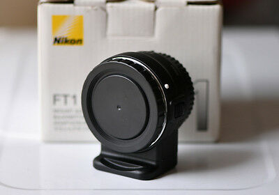 Nikon 1 FT-1 Mount Adapter (J1-J5, V1-V3 cameras)