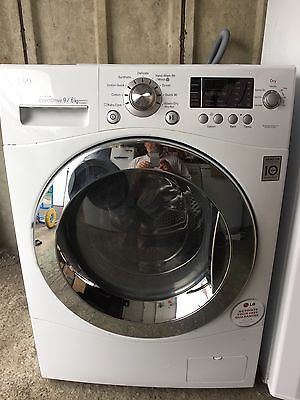 LG F1403RD 9Kg/6Kg 1400rpm Washer Dryer FREE LOCAL DELIVERY & CONNECTION
