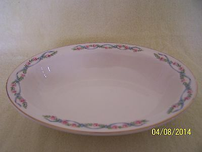 Hall Wildfire Oval Vegetable Bowl