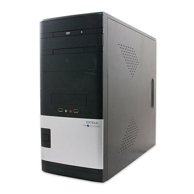 Computer Tower PC Rombus Core i7 3,06GHz 12GB RAM 500GB HDD Windows 10 Pro ESET