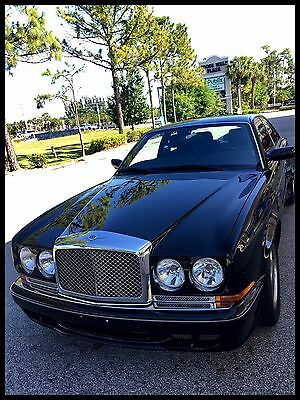 2000 Bentley Continental GT Black Bentley Continental R  Mulliner coupe