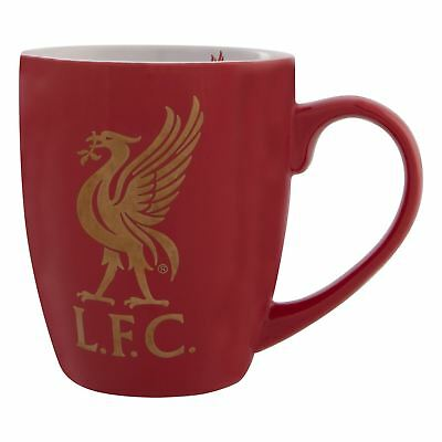 Liverpool FC  LFC Red Bistro Mug Official