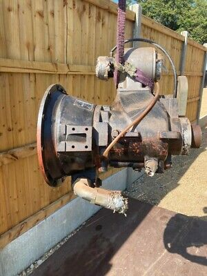 Compair Holman 400/170 Air End Model 1318, Air Compressor