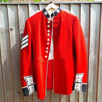 Coldstream Guards Scarlet / Ceremonial Tunic With Insignia