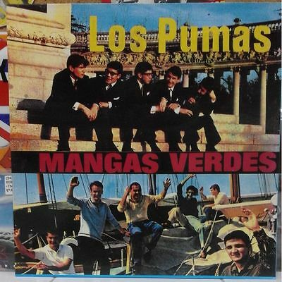 LP - Los Pumas / Mangas Verdes - Rock, Rockabilly, Spain