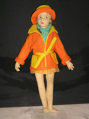 VERY RARE Early LENCI Long-legged Teen * Model # 400 * Very Hard to Find!
