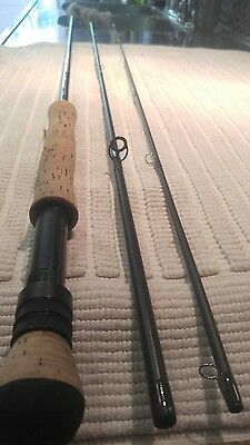 st croix avid 9ft 6/7 wt custom fly rod
