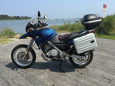 2003 BMW F-Series  2003 BMW F-650GS Excellent Condition 3200 miles GPS ABS Beauty