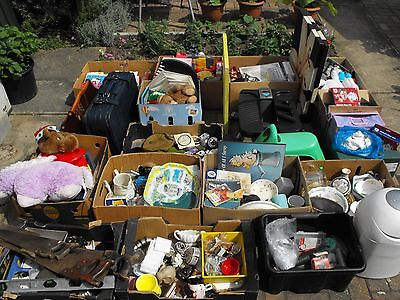 very large carboot job lot - hundreds of items.