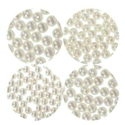 Lot De 50 Pcs Charm Perles Rivets Clous Bouton à Coudre Sac Jeans Décoration
