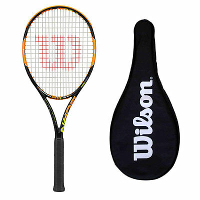 Wilson Burn 100LS Lite Tennis Racket - Grip 2 - RRP: £185