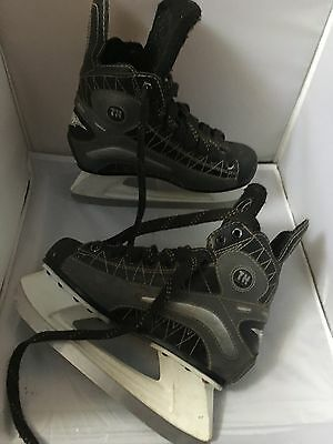 Mission Pure S100 Ice Skates. Size 5.