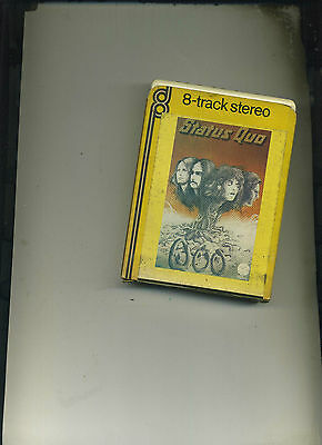 Status Quo - Selt Titled  8 Track   Includes Slipcase