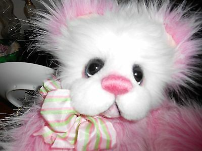Darling Teddy bear Donna Hager for Hager Bears