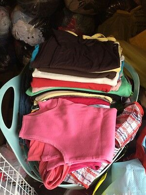 Wholesale Joblot Of Men's And Women's Clothes In Great Con 500 Items