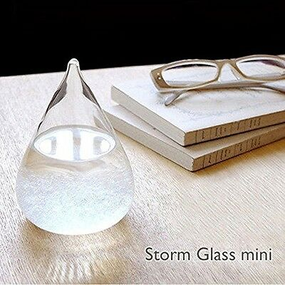 LA BABE Storm Glass Of 17th Century Europe Weather Monitors Weather Forecast