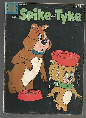 MGM s Spike and Tyke 21 Mar 1960 Dell Comics