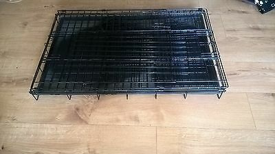 Foldable Metal Dog Crate Or Cage