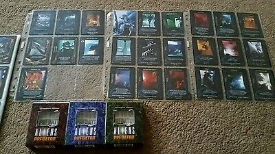 Aliens Predator Customizable Card Game Aliens/Predator/Colonial Marines packs
