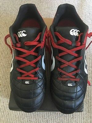 canterbury rugby boots Size 5