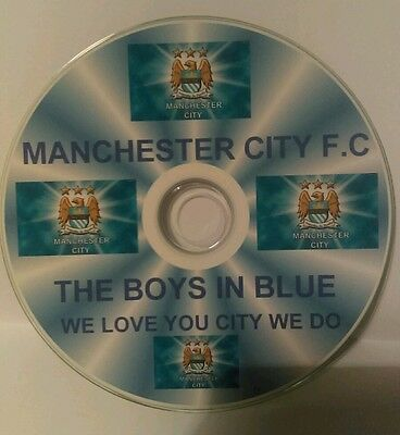 Manchester  City FC  FOOTBALL SONGS