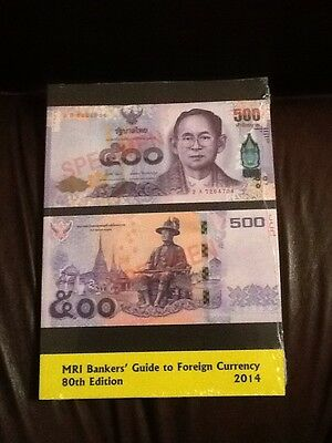 Mri Bankers Guide To Foreign Currency 80Th Edition Brand New Sealed