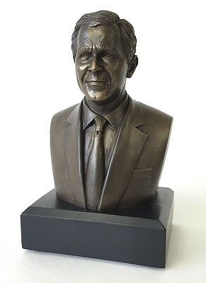 George W. Bush Bust Statue GREAT AMERICANS COLLECTION - WE SHIP WORLWIDE