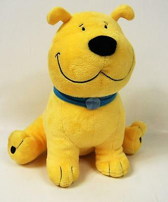 Kohl's Kohls Cares Plush T-Bone Clifford Dog Yellow 10""