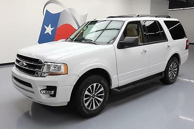 2016 Ford Expedition  2016 FORD EXPEDITION XLT ECOBOOST 8-PASS SUNROOF 33K MI #F33114 Texas Direct