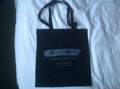 Depeche Mode Spirit Tour Tote Bag Rare Item