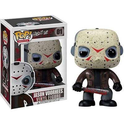 Friday the 13th Jason Voorhees Pop! Vinyl Figure Rare