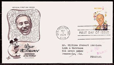 JH - US FDC Cover 1968 # 1355 - Cat.$ 25.00