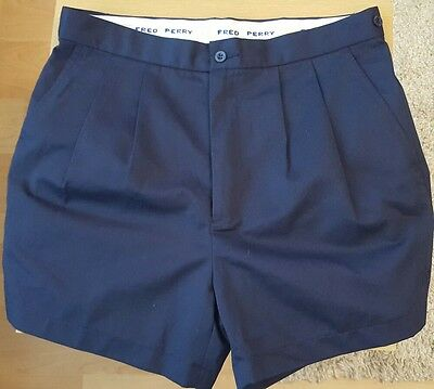 Vintage Fred Perry Shorts W34