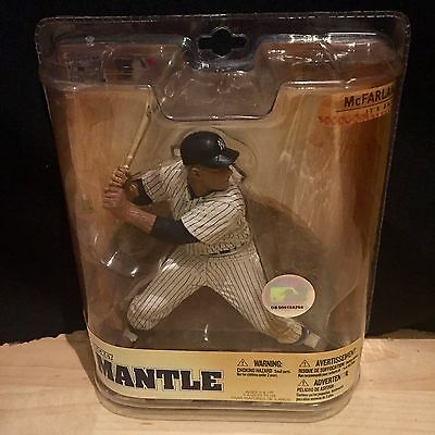 McFarlane Mickey Mantle New York Yankees Series 5 Cooperstown MLB Action Figure