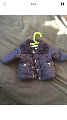 2x Baby Jackets. 0-3 Months & 3-6 Months New