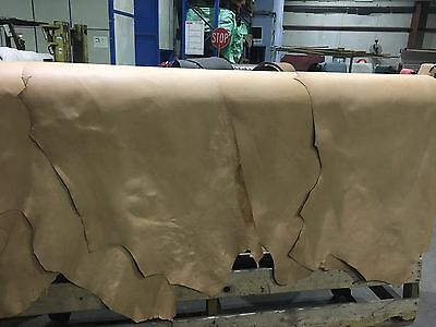 Full Grain Cow Leather Side