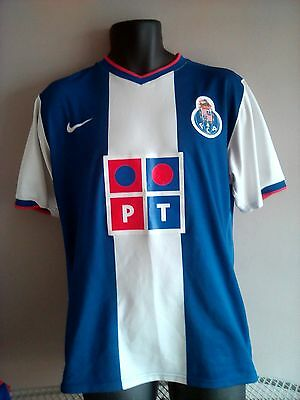 Fc Porto Home Shirt 2006 - 2007 Adult Large In Fair Condition
