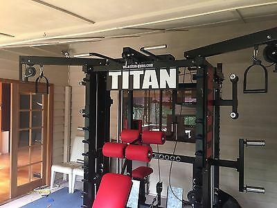 Titan T1-x Commercial Or Home Gym