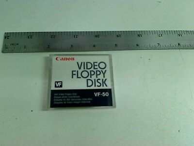 Canon Video Floppy Disk Vf-50