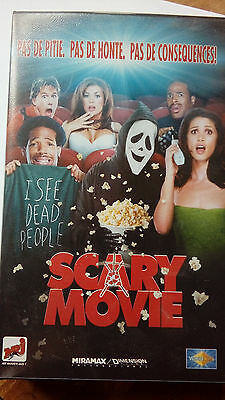SCARY MOVIE -  Cassette video VHS