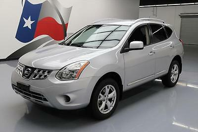 2011 Nissan Rogue  2011 NISSAN ROGUE SV BLUETOOTH REAR CAM ALLOYS 65K MI #575114 Texas Direct Auto