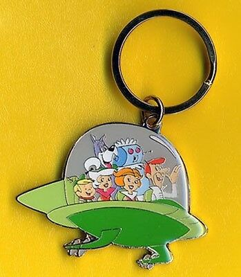 The Jetsons Space Age Family Collectors Keychain